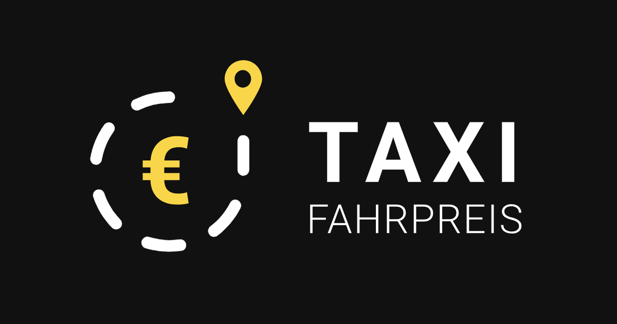 taxi fahrpreis der taxirechner jetzt taxikosten berechnen. Black Bedroom Furniture Sets. Home Design Ideas